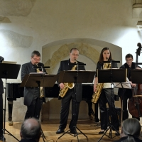 Saxophones in Czech Music